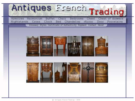 Antiques French Trading